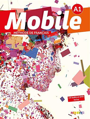 9782278076550: Mobile: Livre De L'Eleve A1 + CD + DVD-Rom (French Edition)