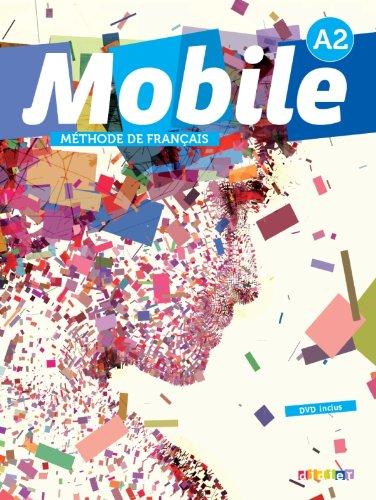 9782278076567: Mobile 2 niv.A2 - Livre + CD audio + DVD