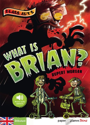 9782278079353: What is Brian - livre+mp3