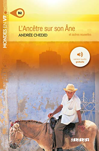 9782278080953: L'ancêtre sur son âne 2015 (1CD audio MP3)