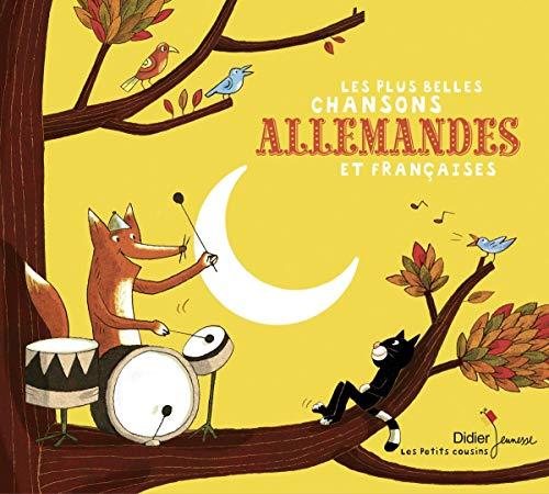 9782278082063: Chansons / Allemandes & Françaises