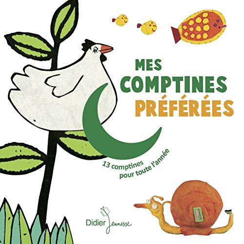 9782278082094: Comptines / Mes Préférées