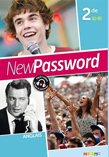 9782278082636: New Password English 2de - Livre