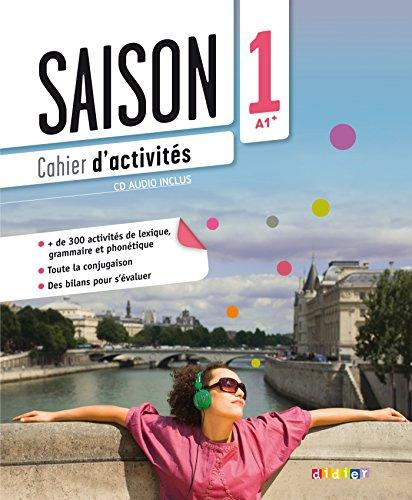 9782278082674: Saison niveau 1 cahier d'activites + CD (French Edition)