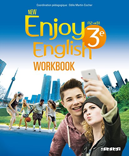 9782278082759: New Enjoy English 3e - Cahier