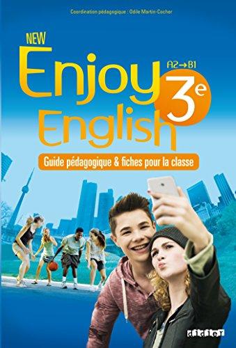 9782278082810: New Enjoy English 3e - Guide pédagogique