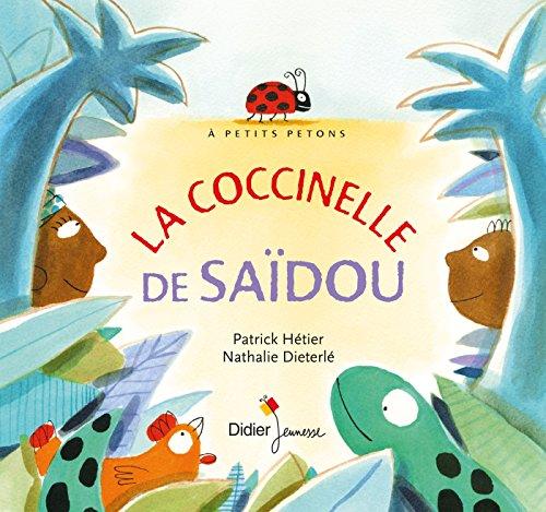 9782278085408: La Coccinelle de Saïdou