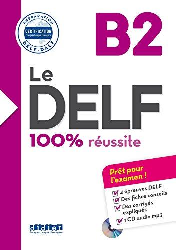 9782278086283: Nouveau Delf B2 (ed. 2016) - Livre + CD (French Edition)