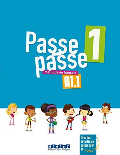 9782278087204: Passe - Passe 1 - Livre