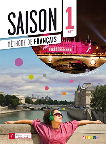 9782278087679: Saison 1 Inde Niv.A1+ - Livre