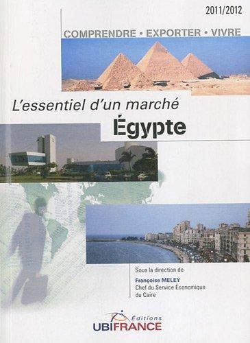 9782279417635: Egypte (L'essentiel d'un marché)
