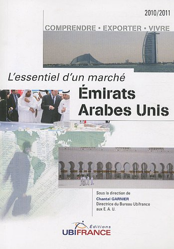 """9782279417642: L'Essentiel d'Un marché """"""""Emirats Arabes Unis"""