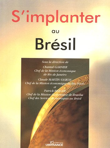 9782279451578: S'implanter au Brésil