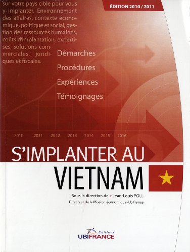 9782279452353: S'implanter au Vietnam