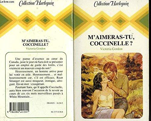 9782280001601: M'aimeras-tu, Coccinelle ?