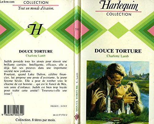 9782280002349: Douce torture (Harlequin)