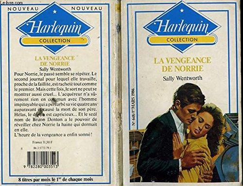 9782280003513: La Vengeance de Norrie (Harlequin)
