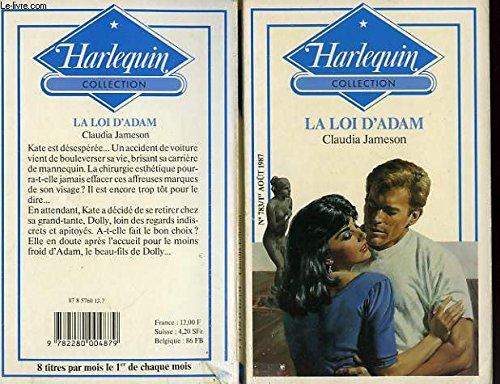 9782280004879: La Loi d'Adam (Collection Harlequin)