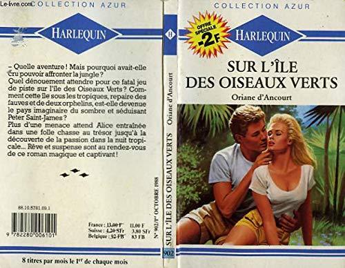 9782280006101: Sur l'île des oiseaux verts (Collection Azur)