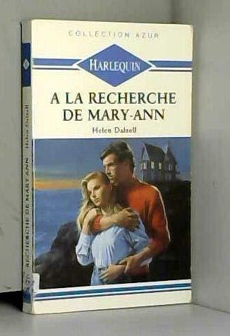 9782280006392: A la recherche de Mary-Ann (Collection Azur)