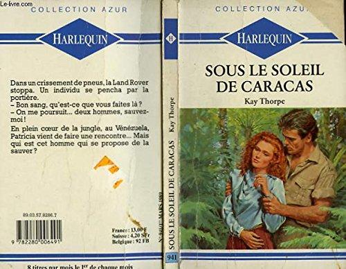 9782280006491: Sous le soleil de Caracas (Collection Azur)