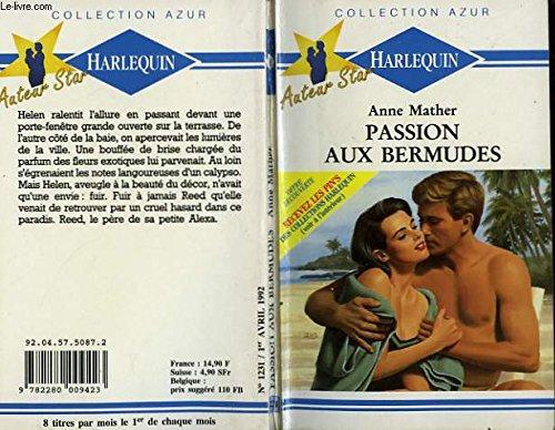 9782280009423: Passion aux bermudes - blind passion