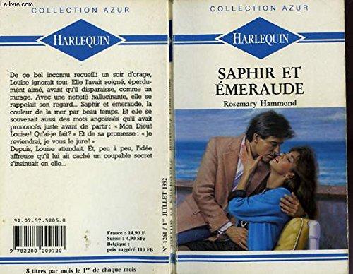 9782280009720: Saphir et emeraude - the colour of the sea