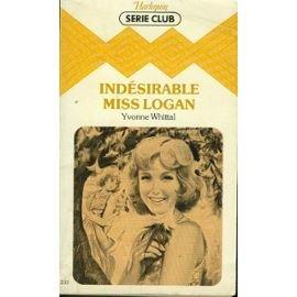 Indésirable Miss Logan: Yvonne Whittal