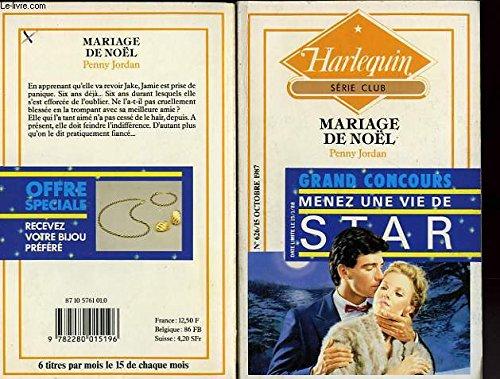 9782280015196: Mariage de Noël (Harlequin)