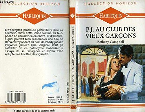 9782280016339: P.j. au club des vieux garcons - pros and cons