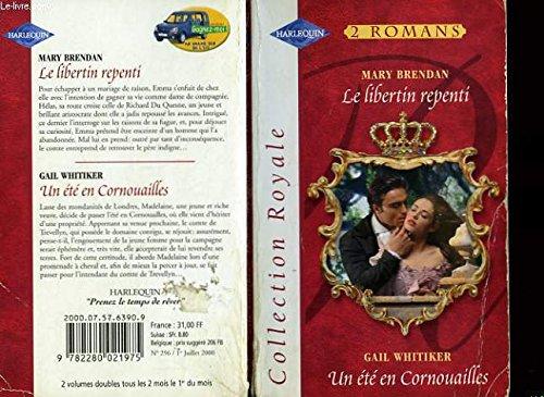 9782280021975: Le libertin repenti (Collection royale)