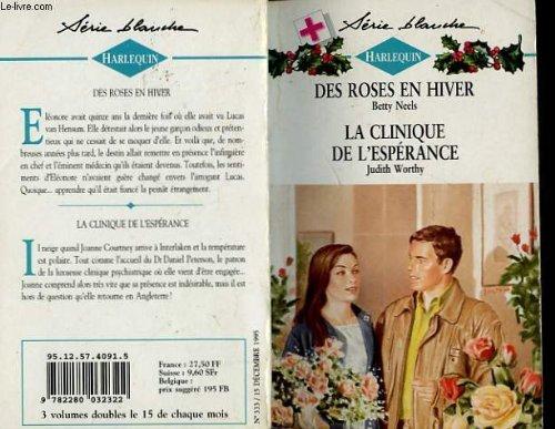 9782280032322: Des roses en hiver (Harlequin)
