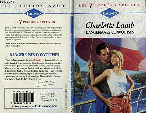 9782280043540: Dangereuses convoitises (Collection Azur)