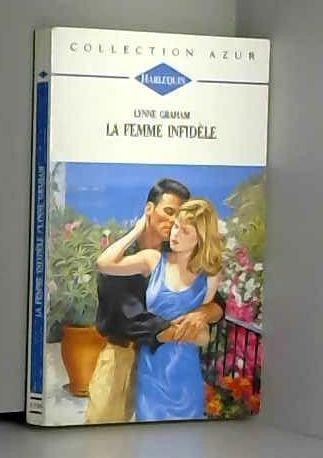 9782280044257: La femme infidèle (Collection Azur)
