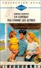 Un contrat pas comme les autres: Collection: Collection azur n° 1734 (2280044331) by Barbara McMahon
