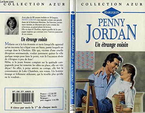 Un ?trange voisin: Jordan Penny