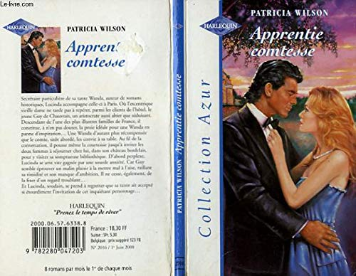 9782280047203: Apprentie comtesse