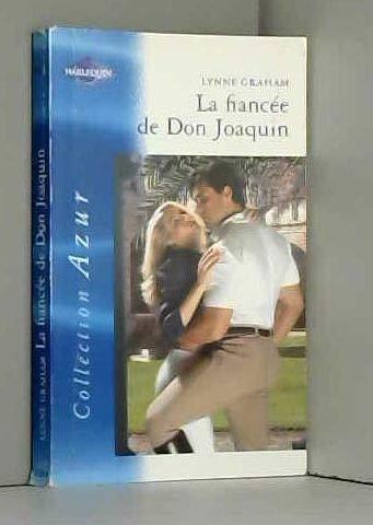 9782280049559: La Fiancée de Don Joaquin (azur 2250)