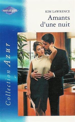 9782280049870: Amants d'une nuit : Collection : Harlequin azur n° 2282