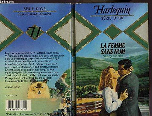 9782280071390: La Femme sans nom (Harlequin)