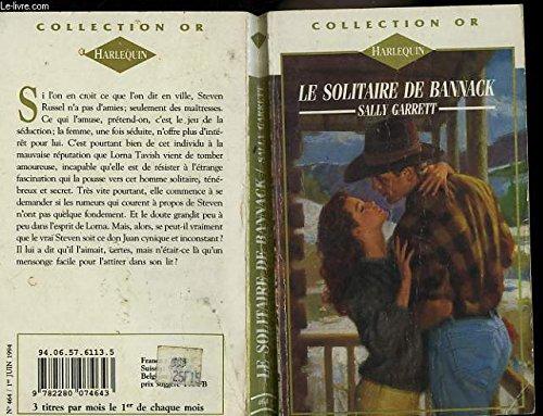 9782280074643: Le solitaire de bannack - bachelor from bannack