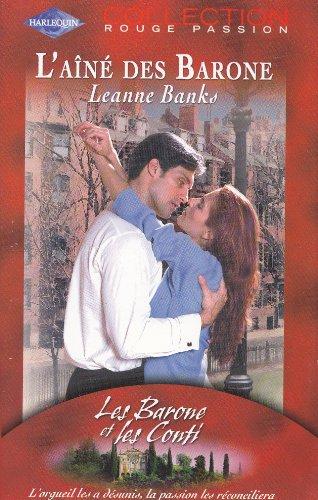 L'Aine des Barone (rouge passion 1254): Banks, Leanne