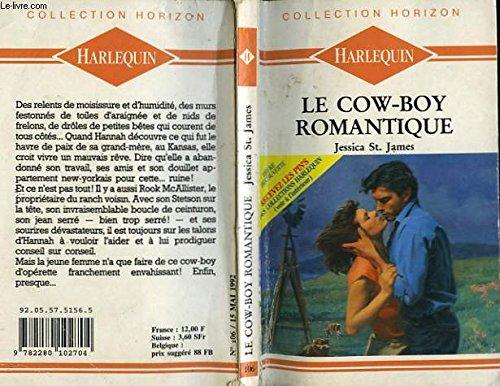 Le cow-boy romantique: Jessica St.James