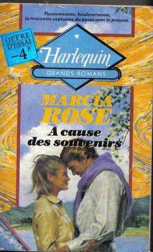 9782280110105: À cause des souvenirs (Harlequin)