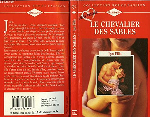 9782280113847: Le chevalier des sables (Collection Rouge passion)