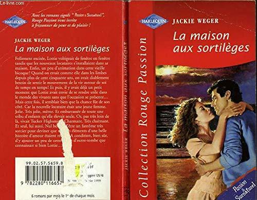 9782280116657: La maison aux sortil�ges (Collection Rouge passion)