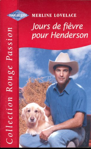 9782280117593: Jours de fièvre pour Henderson (Collection Rouge passion)