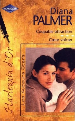 9782280127561: Coupable Attraction+Coeur Volcan Or 10