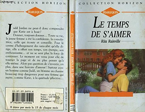 Le temps de s'aimer (9782280135504) by [???]