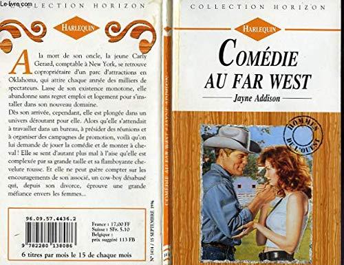 9782280138086: Comédie au Far West